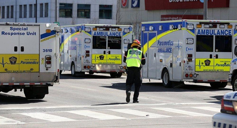 加拿大西部天然氣管道爆炸 約百名居民被疏散
