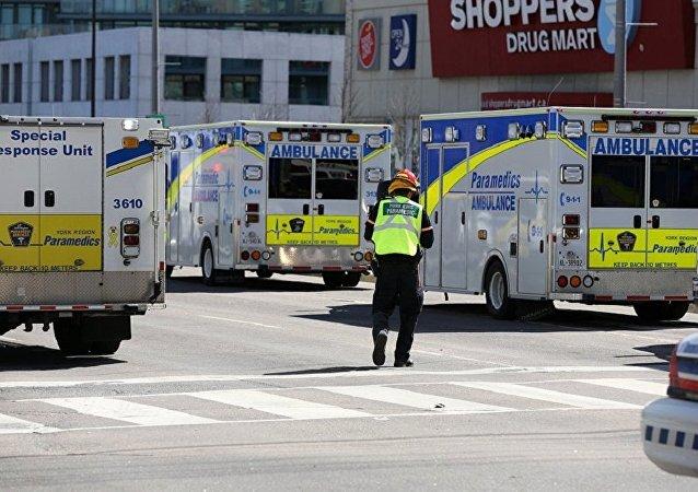 加拿大西部天然气管道爆炸 约百名居民被疏散