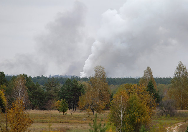 烏克蘭議會:近2.5年來烏克蘭武器庫內共燒毀20億美元彈藥