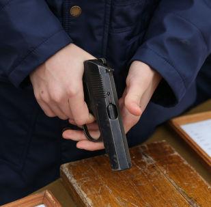 馬卡洛夫手槍