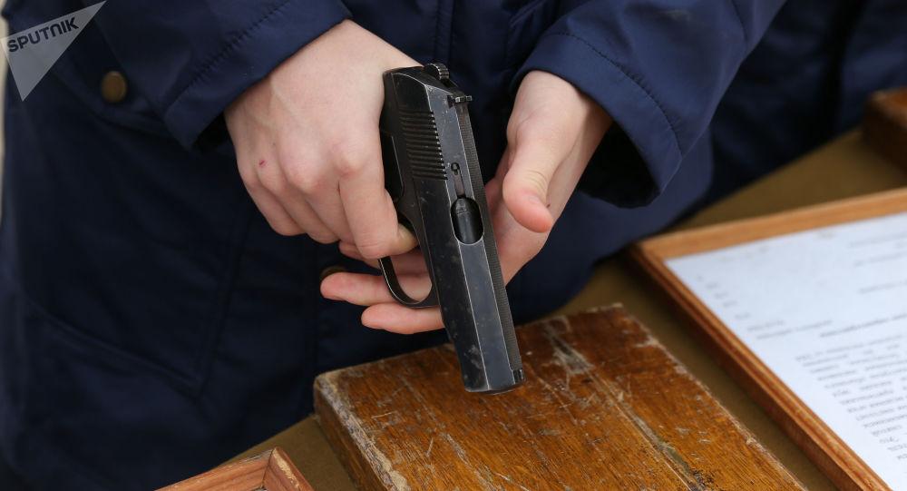 马卡洛夫手枪