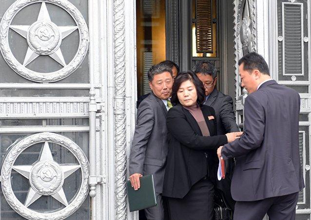 俄中在解決朝鮮半島問題上持有共同立場