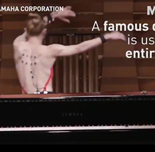 帶人工智能的舞蹈旋律