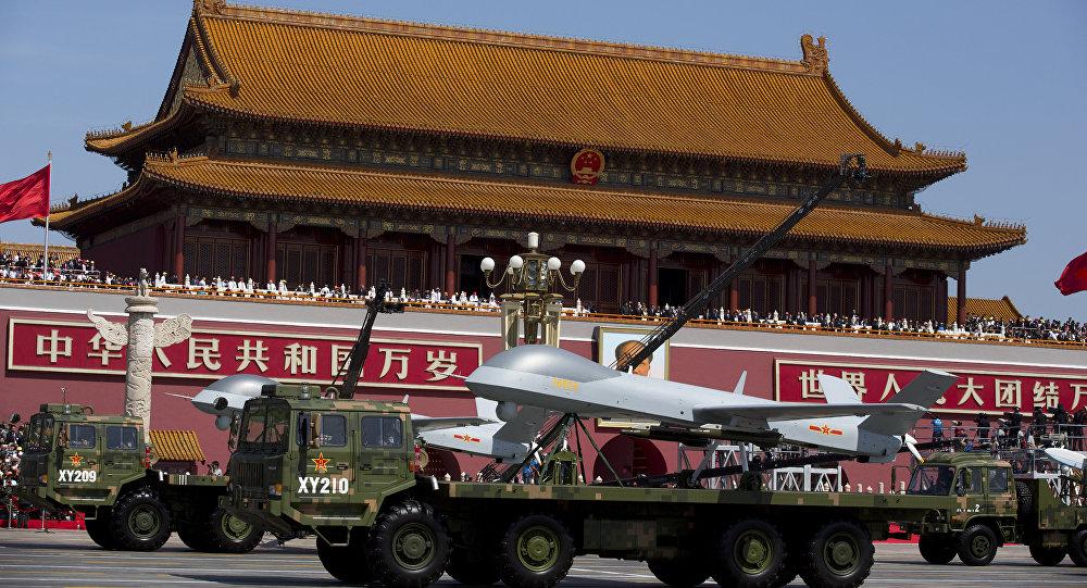 中国和巴基斯坦将联合研制翼龙-2无人机