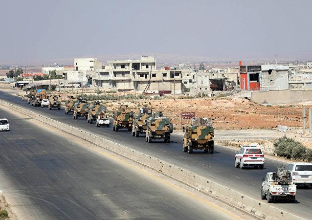 伊德利卜,土耳其军事装备