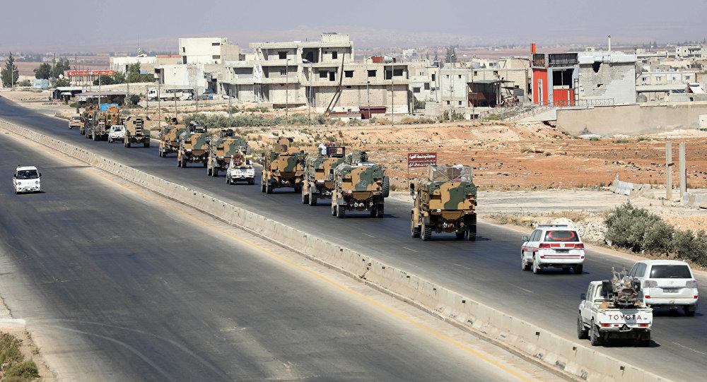 伊德利卜,土耳其軍事裝備