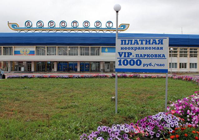 烏蘭烏德機場