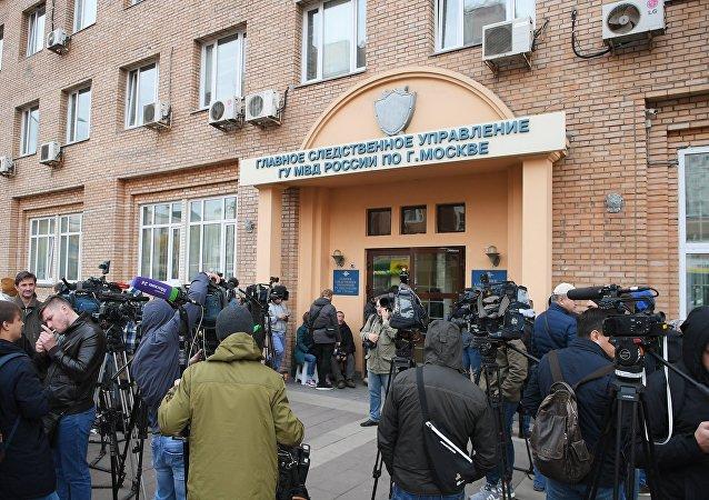 俄羅斯球員馬馬耶夫和科科林接受審訊後被拘留