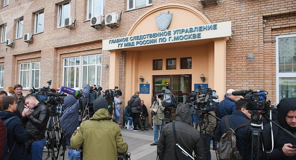 俄罗斯球员马马耶夫和科科林接受审讯后被拘留