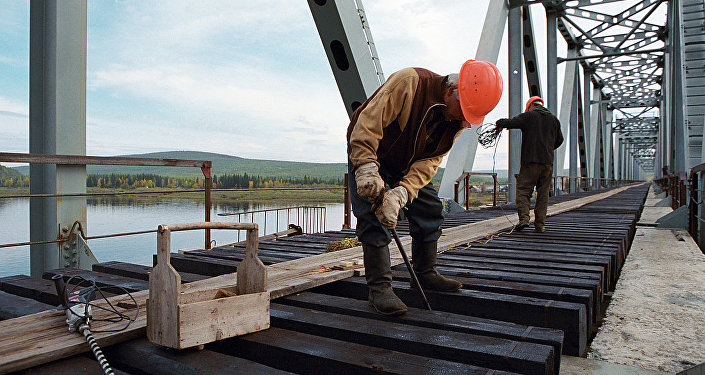 鐵路橋梁建設