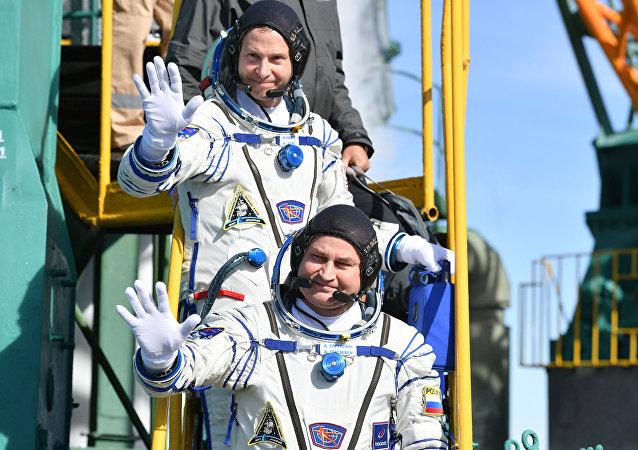俄航天集團稱將盡快將事故飛船的乘組送往國際空間站