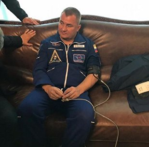 俄罗斯飞行员、航天员、俄罗斯联邦英雄阿列克谢·奥夫奇宁