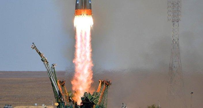 美國國家航空航天局局長信任俄聯盟號火箭的安全性和可靠性