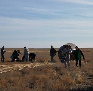 哈薩克斯坦內務部:「聯盟」號火箭各級被發現 搜尋工作完成