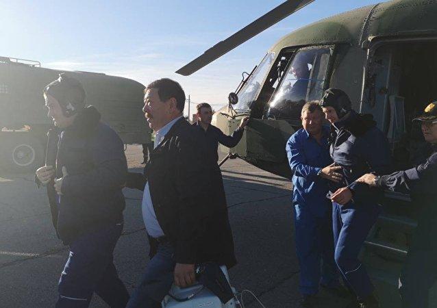 俄航天集團總經理慶幸聯盟號飛船事故未造成更嚴重的後果