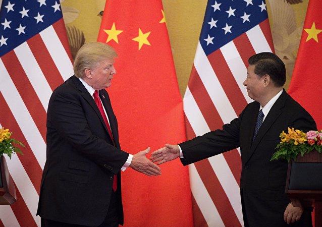 習近平同特朗普通電話 雙方均表示願在G20大阪峰會期間會晤