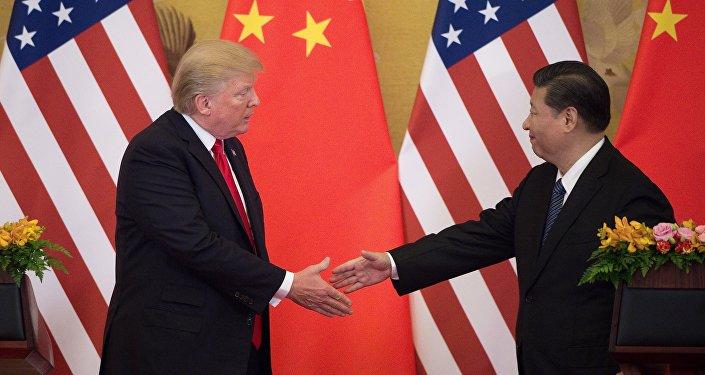 媒體:特朗普和習近平或在G20峰會上恢復貿易談判