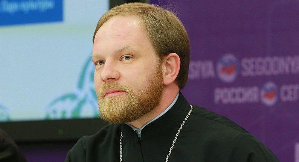 莫斯科及全俄大牧首基里爾的新聞秘書亞歷山大·沃爾科夫