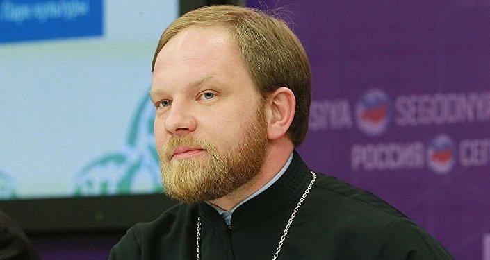 莫斯科及全俄大牧首基里尔的新闻秘书亚历山大·沃尔科夫