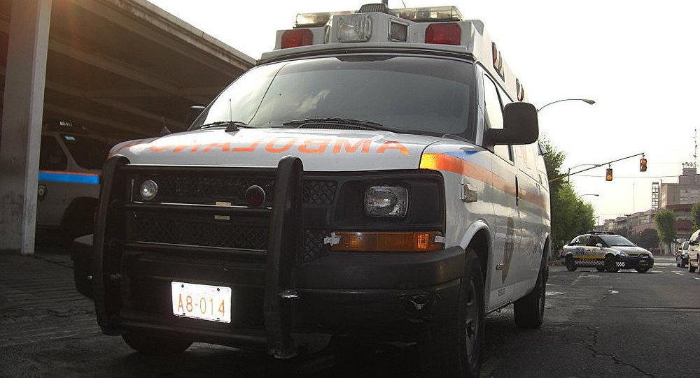 墨西哥急救車