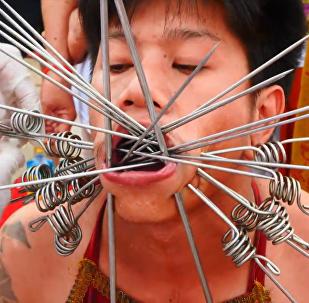 泰國極端素食節