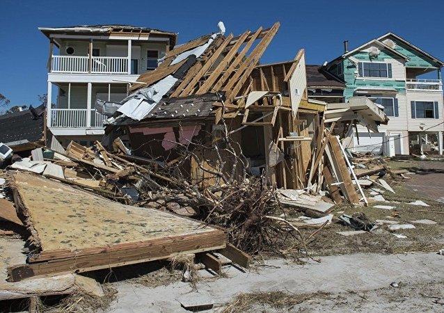 美國颶風邁克爾造成死亡人數升至17人