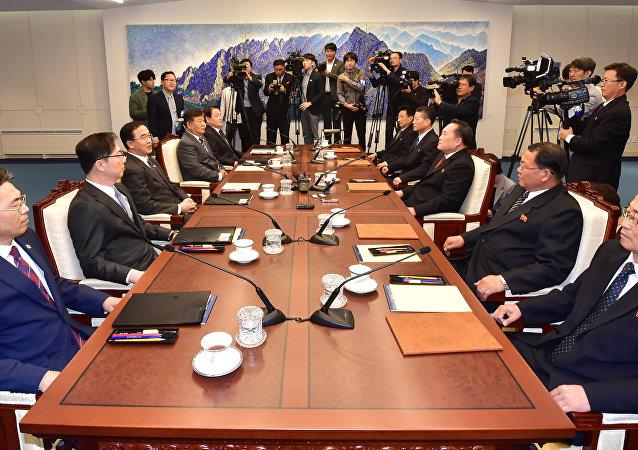朝韓將在近期開始各級別軍事會談