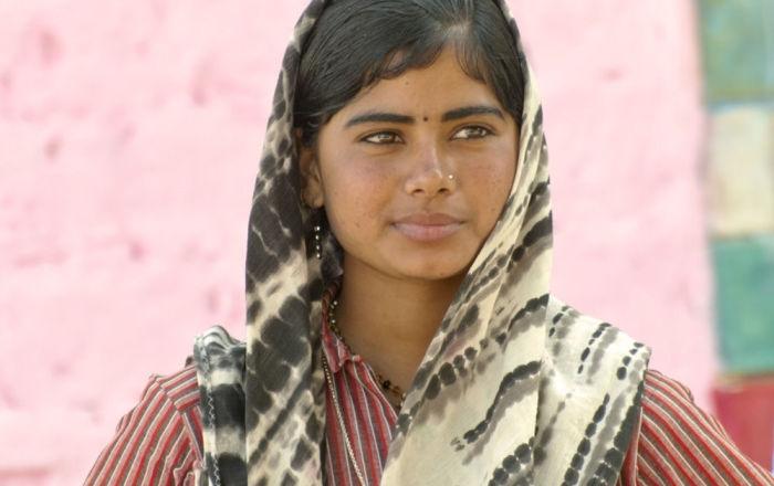 農村婦女的美