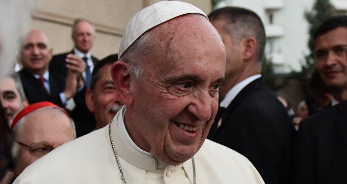 羅馬教皇是否會出訪台灣?
