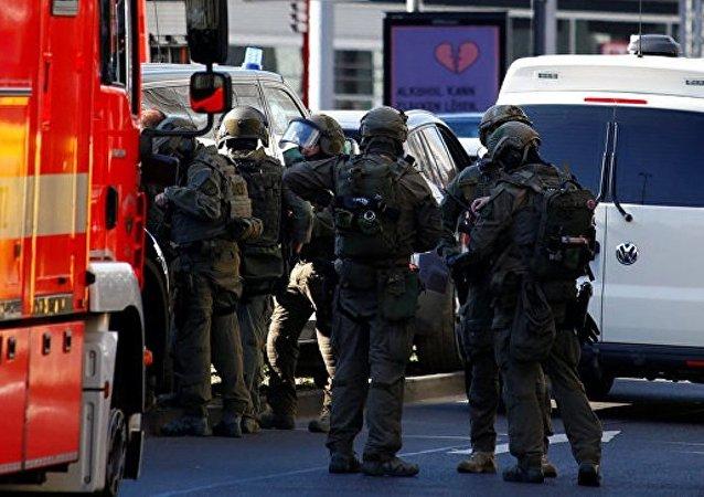 科隆火車站劫持人質的男子已被控制