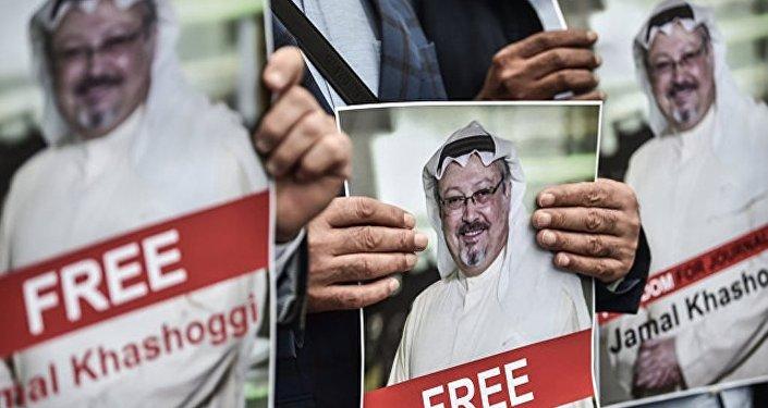 美沙元首就沙特记者失踪案进行讨论