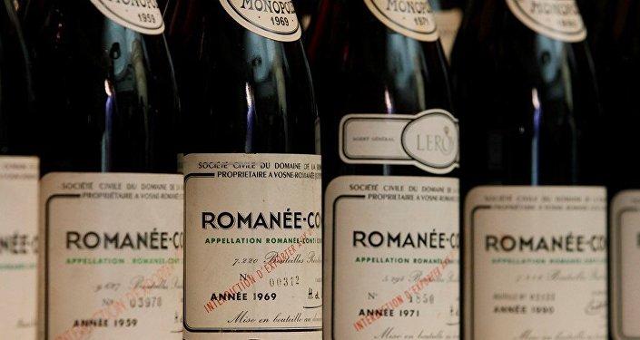 勃艮第罗曼尼康帝酒
