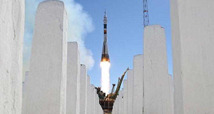 下個前往國際空間站「聯盟」號發射的準備工作已經開始