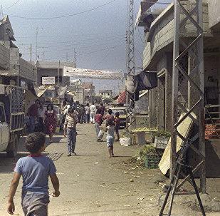 黎巴嫩的巴勒斯坦難民營