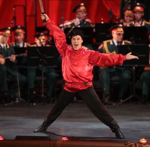 红旗歌舞团大剧院庆典
