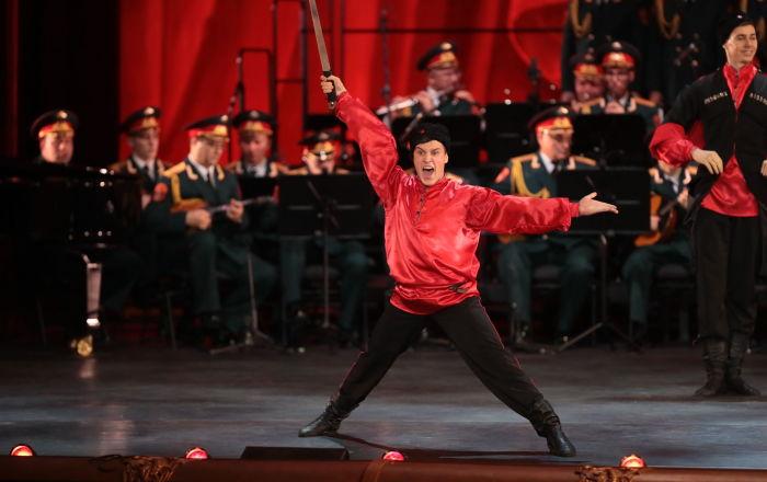 紅旗歌舞團大劇院慶典