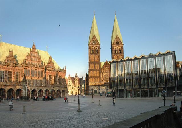 德国不来梅市发现250公斤重的二战遗留炸弹
