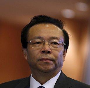 中國華融資產管理股份有限公司原黨委書記
