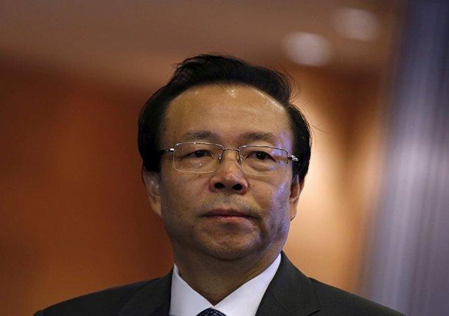 中国华融资产管理股份有限公司原党委书记