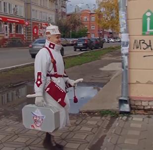 俄羅斯最潮老爺爺