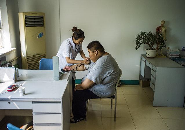 壓力使然 : 中國人為何發胖?