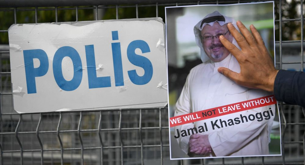特朗普稱沙特記者被害案是一場出錯的陰謀