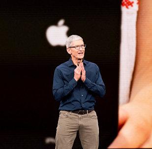 蘋果公司首席執行官蒂姆·庫克