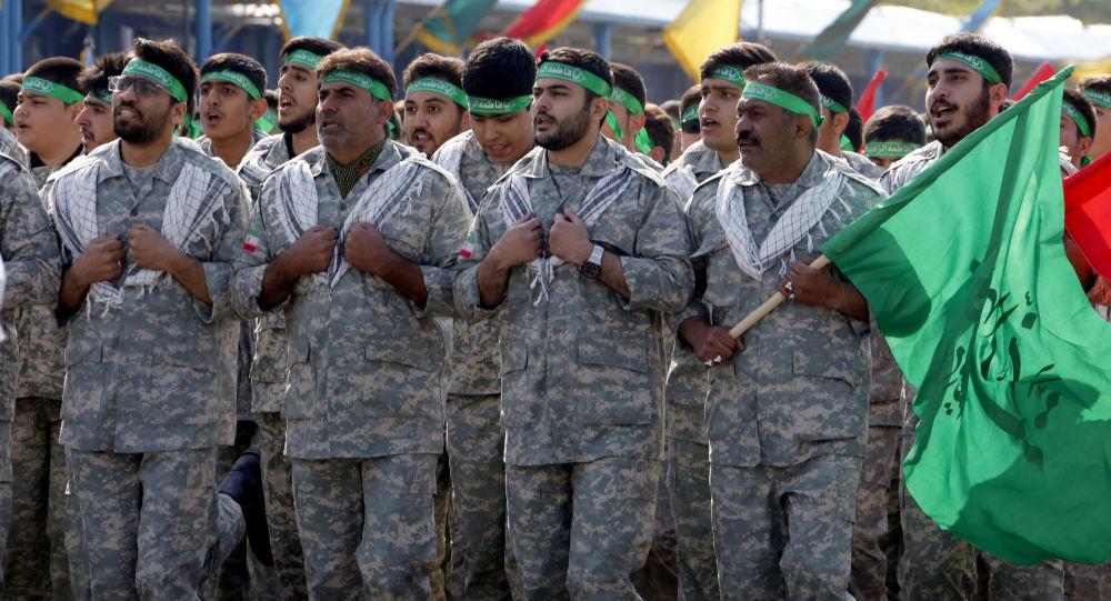伊朗巴斯基民兵