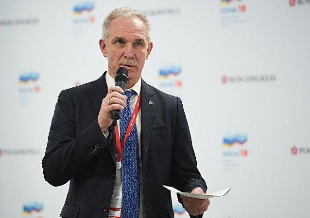 俄羅斯烏里揚諾夫斯克州州長謝爾蓋∙莫羅佐夫