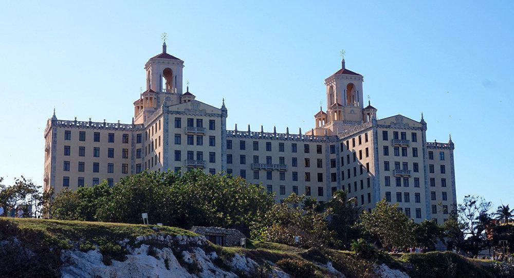 古巴民族飯店-加勒比海危機的戰略中心