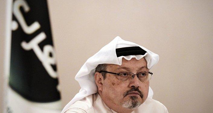 沙特籍記者賈馬爾∙哈蘇吉