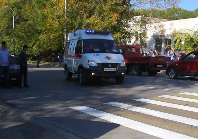 俄克里米亞校園槍襲案死亡人數升至19人