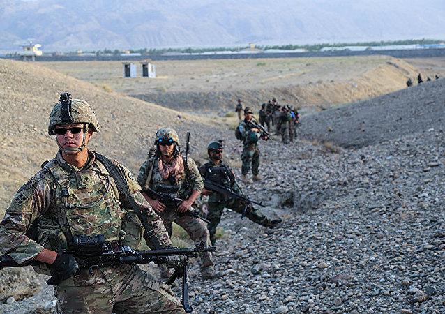 目前不具备北约从阿富汗撤军的条件
