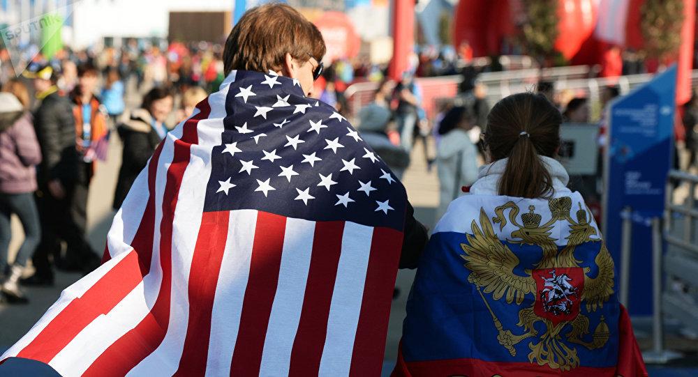 民调:多数美国人愿将俄罗斯视为朋友